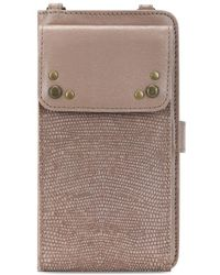 The Sak - Sanibel Leather Phone Wallet - Lyst