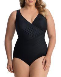 Miraclesuit - Plus Oceanus One-piece Swimsuit - Lyst