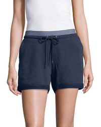 Marc New York - French Terry Shorts - Lyst