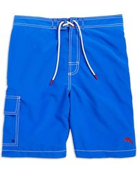 Tommy Bahama - Drawcord Swim Trunks - Lyst