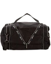 LeSportsac Collete Convertible Duffel Bag - Black
