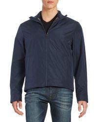 Michael Kors   Convertible Zip-front Jacket   Lyst