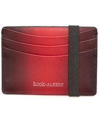Hook + Albert - Gradient Leather Card Case - Lyst