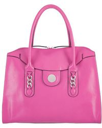 Lodis - Rodeo Chain Gwyneth Rfid Leather Zip Top Tote - Lyst