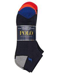 Polo Ralph Lauren - Technical Sport Socks Set - Lyst