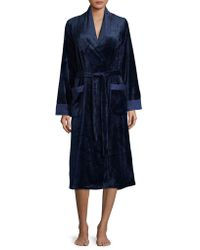 Sesoire - Fleece Shrub Robe - Lyst