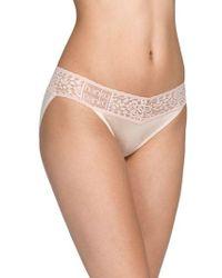 Hanky Panky - Lace V-shaped Bikini - Lyst