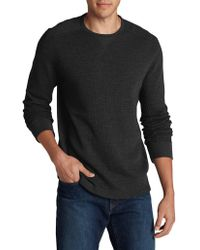 Eddie Bauer - Eddies Favorite Thermal Crewneck Tee - Lyst