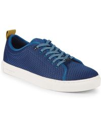 Ted Baker - Lannse Mesh Trainers - Lyst