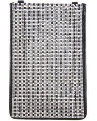 Nina - Calgary Embellished Crossbody Phone Case - Lyst