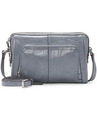 Vince Camuto - Narra Leather Crossbody Bag - Lyst