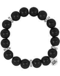 The Sak - Colour Beaded Stretch Bracelet - Lyst