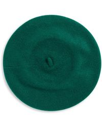 Lord & Taylor - Angelina Cashmere Beret - Lyst