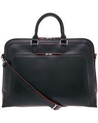Lodis - Audrey Brera Grain Leather Briefcase - Lyst