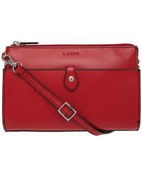 Lodis - Audrey Vicky Convertible Crossbody Clutch - Lyst
