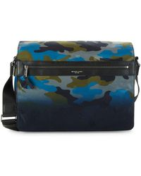 Michael Kors - Printed Kent Messenger Bag - Lyst
