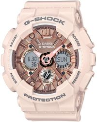 G-Shock - S-series Chronograph Digital Buckled Watch - Lyst