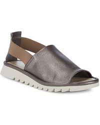 The Flexx - Shore Line Leather Sandals - Lyst