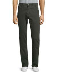 AG Jeans - Everett Straight-leg Jeans - Lyst