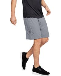 Under Armour - Tech Graphic Shorts - Lyst