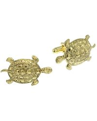 1928 - Turtle Cufflinks - Lyst