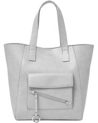 Urban Originals - Style Scene Faux Leather Tote - Lyst