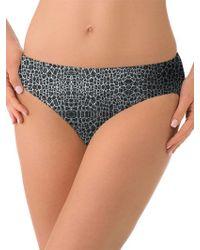 Jockey - No Panty Line Promise Tactel Bikini - Lyst