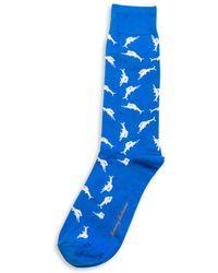 Tommy Bahama - Jumpin Marlin Socks - Lyst