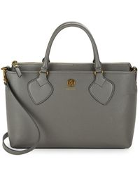 Anne Klein - Zip Top Handle Bag - Lyst