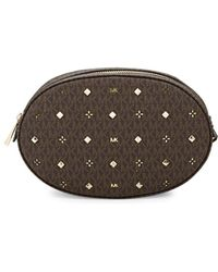MICHAEL Michael Kors - Studded Belt Bag - Lyst