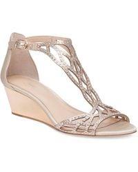 Imagine Vince Camuto - Jalen Wedge Sandals - Lyst