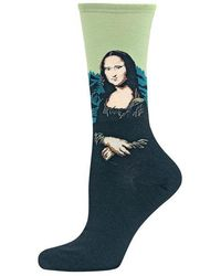 Hot Sox - Mona Lisa Trouser Socks - Lyst