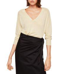Mango - Penny Jersey Sweater - Lyst