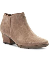 Blondo - Villa Suede Ankle Boots - Lyst