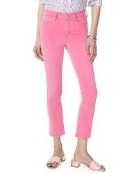 NYDJ - Sheri Slim Ankle Jeans - Lyst