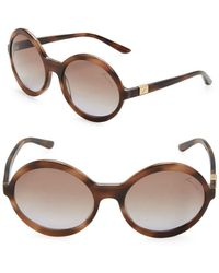 B Brian Atwood - 58mm Round Sunglasses - Lyst