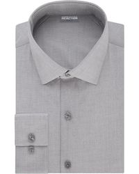 Kenneth Cole Reaction - Techni-cole Performance Slim Tall Dress Shirt - Lyst