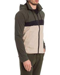 Bench - Windbreaker Hooded Jacket - Lyst