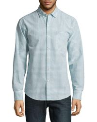 Tommy Bahama - Key Largo Check Woven Button-down Shirt - Lyst