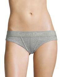 Calvin Klein - Cotton Bikini Panty - Lyst