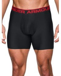 Under Armour - Ua Original Series 6 Inch Boxerjock 2-pack - Lyst