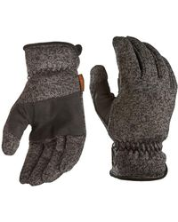 Weatherproof - Vintage Jumper Fleece Gloves - Lyst