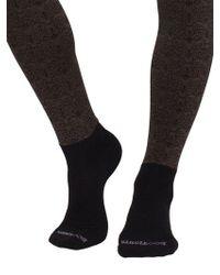 Bootights - Filigree Scoll Sock Tights - Lyst