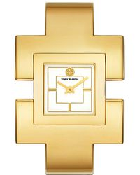 Tory Burch - The T Bangle Watch - Lyst