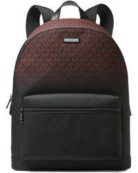 Michael Kors - Jetset Logo Backpack - Lyst