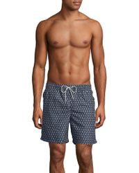 SELECTED - Drawstring Swim Trunks - Lyst