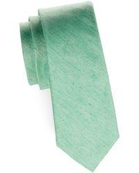 Tallia Orange - Classic Textured Tie - Lyst