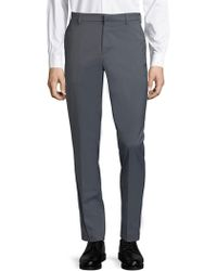 Perry Ellis Portfolio - Very-slim Straight-leg Trousers - Lyst