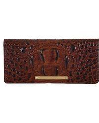 Brahmin - Melbourne Ady Leather Wallet - Lyst