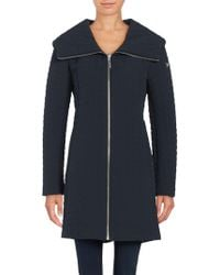Dawn Levy - Gwena Quilted Hooded Walker Coat - Lyst